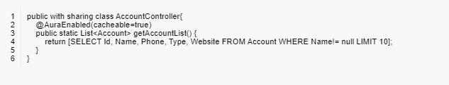 Account Controller