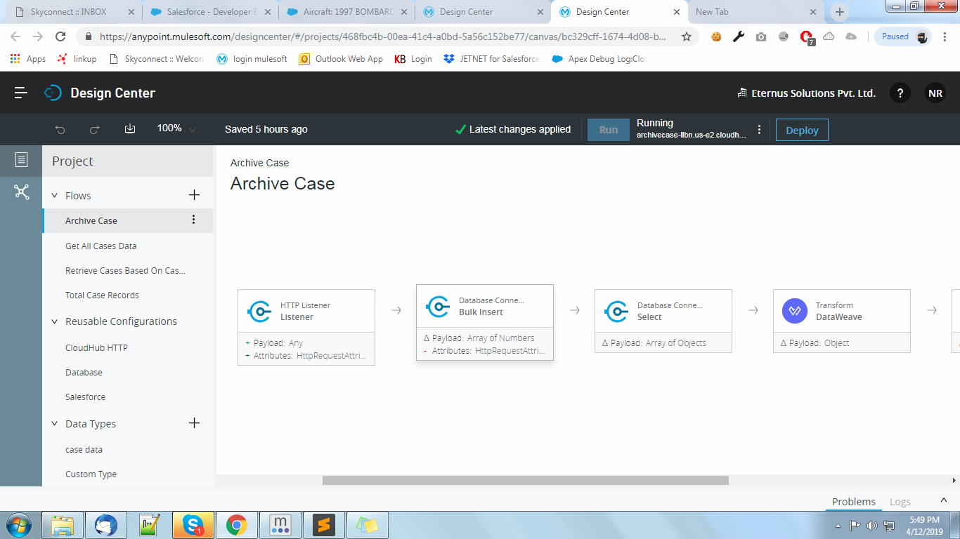 Data Archival Simplified With MuleSoft! - Eternus Solutions