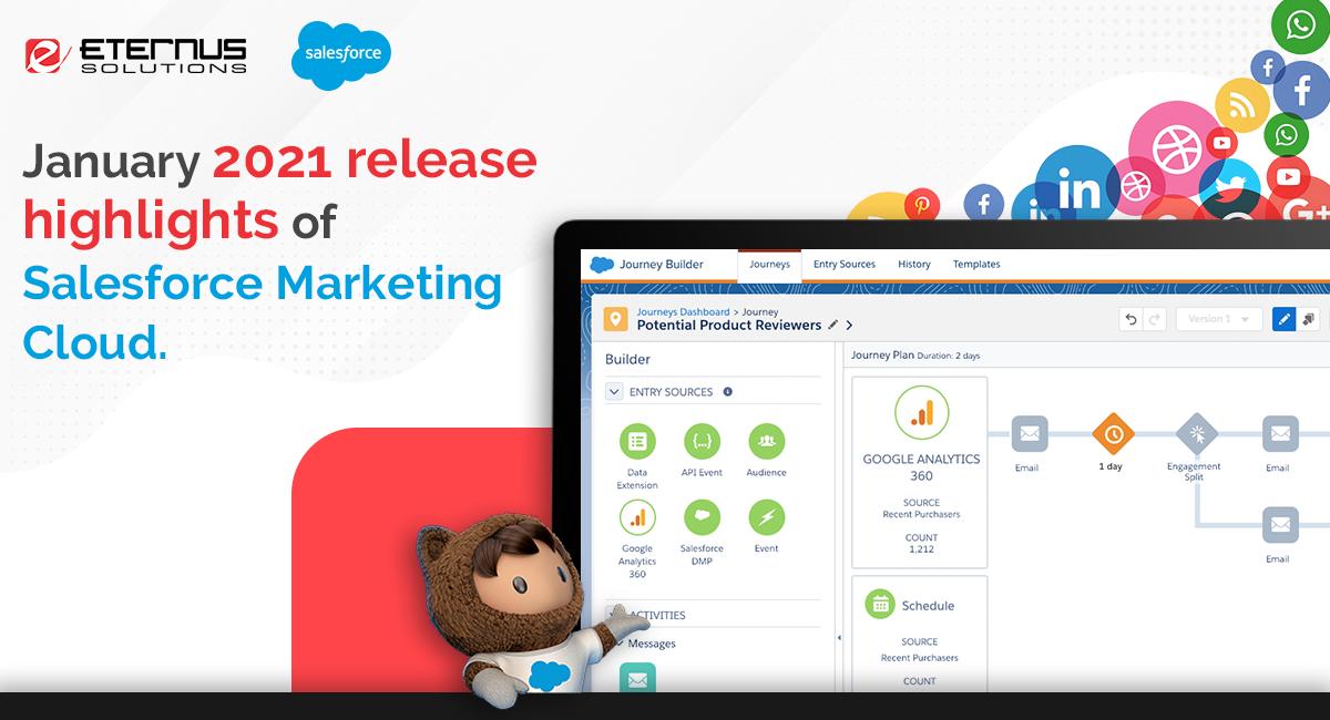 January 2021 Release Salesforce Marketing Cloud